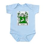 Verigin Family Crest Infant Creeper
