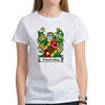 Viazemsky Family Crest Women's T-Shirt