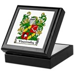 Viazemsky Family Crest Keepsake Box