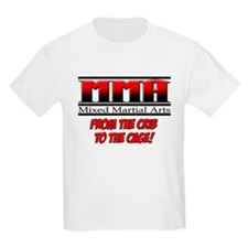 MMA - From the Crib to the Ca T-Shirt
