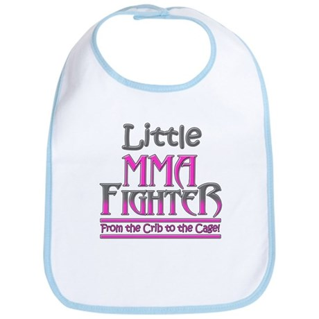 Little MMA Fighter - Crib to Bib