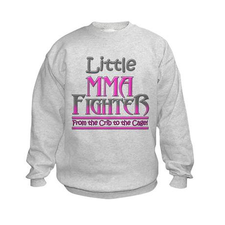 Little MMA Fighter - Crib to Kids Sweatshirt