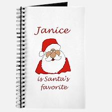 Janice Christmas Journal