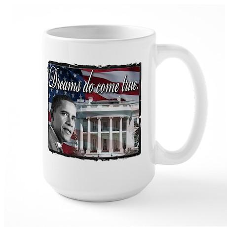 President Barack Obama Large Mug