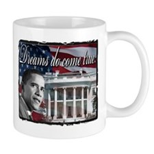 President Barack Obama Small Mug