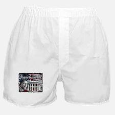 President Barack Obama Boxer Shorts