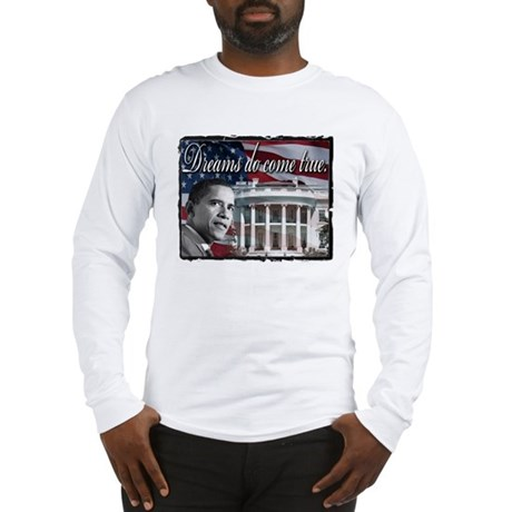 President Barack Obama Long Sleeve T-Shirt