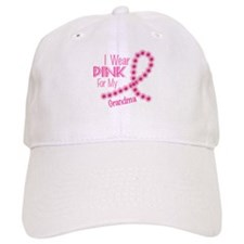 I Wear Pink For My Grandma 26 Baseball Cap