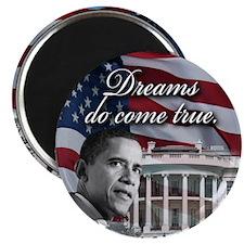 "President Barack Obama 2.25"" Magnet (10 pack)"