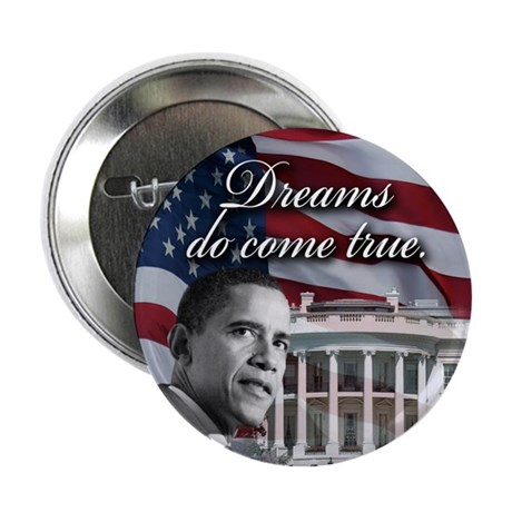 "President Barack Obama 2.25"" Button (10 pack)"
