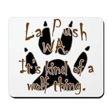 Twilight La Push Joke Mousepad