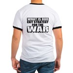 War On Poverty Ringer T