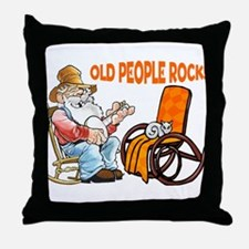 Funny Designs for our times Throw Pillow