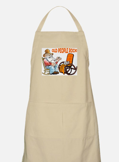 Funny Designs for our times BBQ Apron