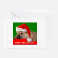 santadreamspei Greeting Cards (Pk of 10)