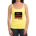 Help Wanted: Muff Stuffer Jr. Spaghetti Tank