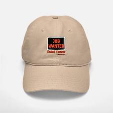 Job Wanted: Salad Tosser Baseball Baseball Cap