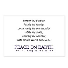 Person by Person Postcards (Package of 8)