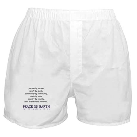 Person by Person Boxer Shorts