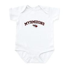 Myrmidons Infant Bodysuit