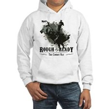 Rough and Ready Bull Riding Hoodie