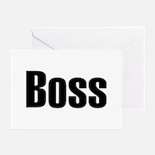 Boss Greeting Cards (Pk of 20)