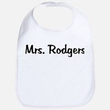 Mrs. Rodgers Bib