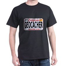 Geocacher California T-Shirt