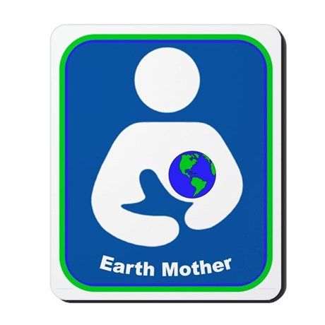 IBFS Earth Mother #1 Mousepad
