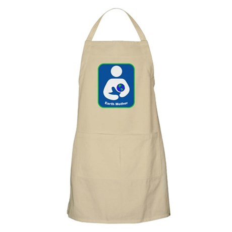 IBFS Earth Mother #1 BBQ Apron
