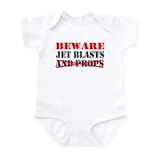 Jet Jockies Infant Bodysuit