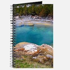 Emerdald Hot Springs Journal