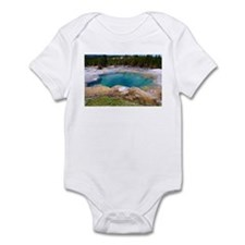 Emerdald Hot Springs Infant Bodysuit