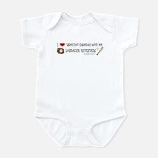 baseball - labs Infant Bodysuit
