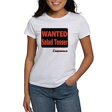 Wanted Salad Tosser Tee