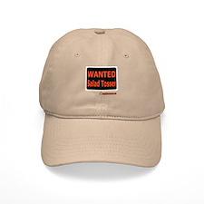 Wanted Salad Tosser Baseball Cap