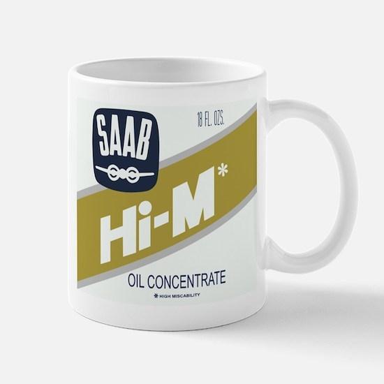 Saab Two-Stroke Oil Mug - Hi-M