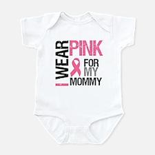 I Wear Pink (Mommy) Infant Bodysuit