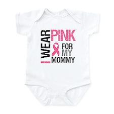 I Wear Pink (Mommy) Onesie