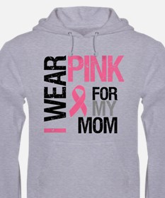 I Wear Pink (Mom) Jumper Hoody