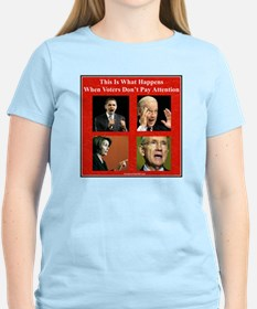 """""""Nobody's Paying Attention"""" T-Shirt"""