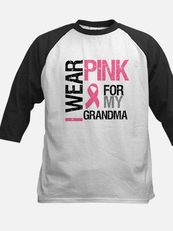 I Wear Pink (Grandma) Tee