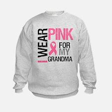 I Wear Pink (Grandma) Sweatshirt