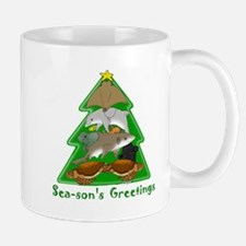 Sea-son's Greetings Mug