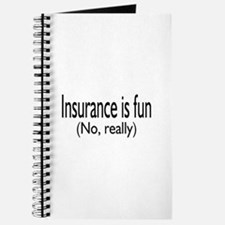 Insurance Is Fun (No, Really) Journal