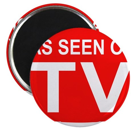 As Seen On TV Magnet