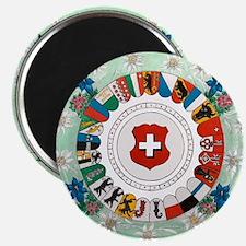 "Canton Wheel 2.25"" Magnet (10 pack)"