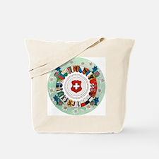 Canton Wheel Tote Bag