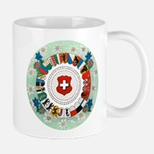 Canton Wheel Mug