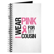 I Wear Pink (Cousin) Journal